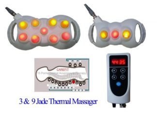 Korean 104 Jade Stone Heating Belt Infrared Therapy